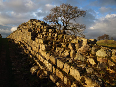 Willowford Wall