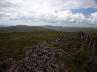 Thack Moor from Black Fell
